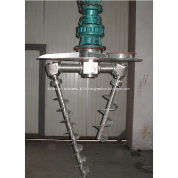 Machines de mélange coniques à double vis