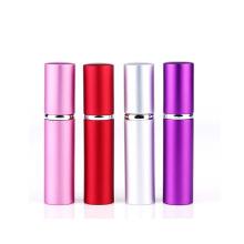 5ml Portable Mini Refillable Perfume Scent Atomizer Empty Spray Bottle for Travel