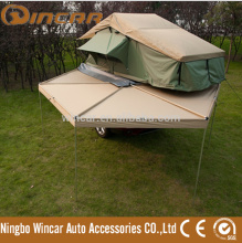 270 degree awning for cars