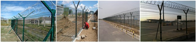 air-port fencing