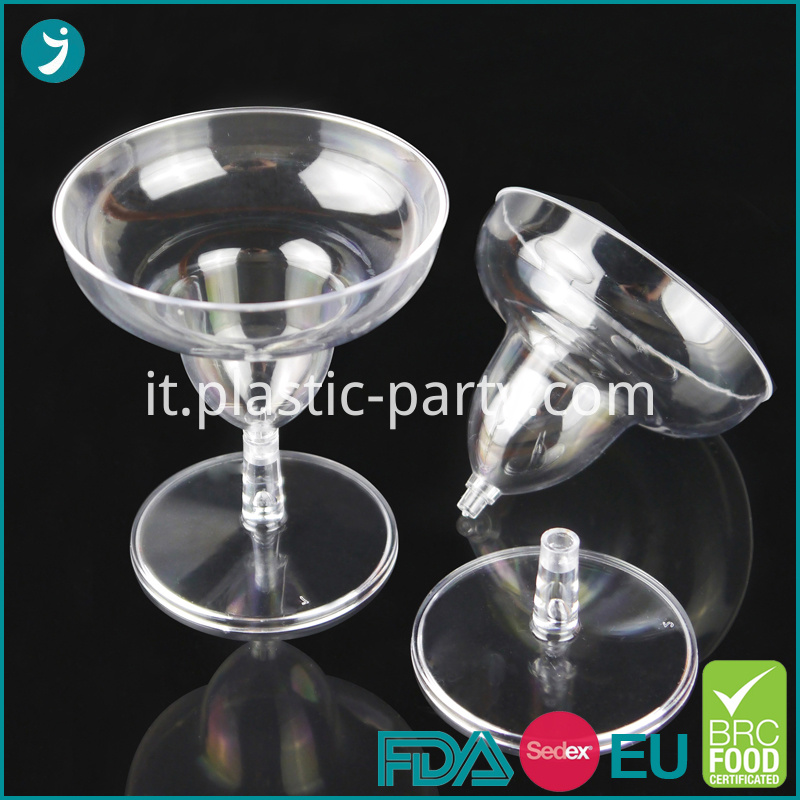 Plastic Mini Dessert Cups