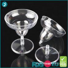 Disposable Plastic Dessert Margarita Cup 2oz Mini