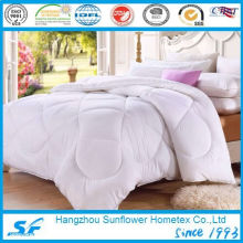 Зимнее теплое одеяло King / Queen из микрофибры с наполнителем из полиэстера