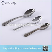 Injection mould food grade disposable plastic spoon and fork