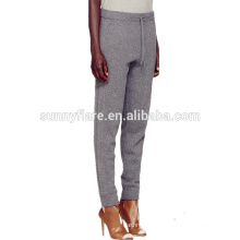 Autumn and Winter Cashmere Pants For Women