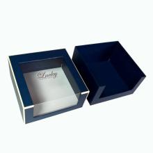 Caja de empaquetado de la caja del teléfono móvil de la felpa de encargo