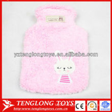 New design soft hot safe custom hot water bag cover