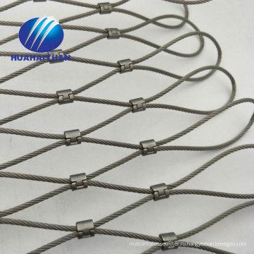 вольер сетки веревочки нержавеющей стальной трос сетки животное канат сетка рабица