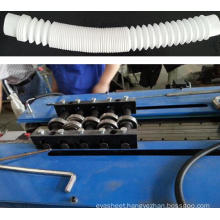 Scalable Corrugated Pipes Production Line