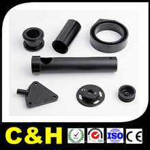 Precisão 4 eixos CNC usinagem peças de plástico para dispositivos médicos