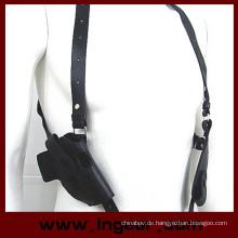 Taktische Leder Holster Schulter Pistolenhalfter 654 k Pistole Holster