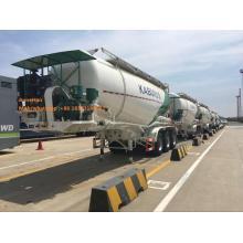Polyurethane Painting Bulk Cement Transport Truck