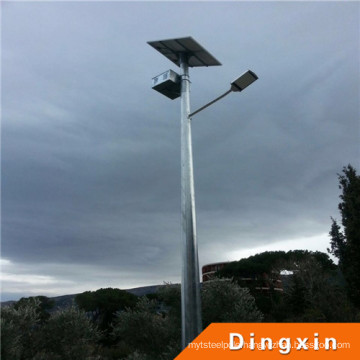 8m Pole LED Parking Lot Light LED Street Lighting 50W LED Street Light