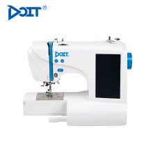 DT 9090Household computerised home use sewing machine industrial embroidery machine for sale