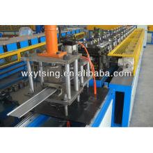 Pala de Aluminio que forma la máquina