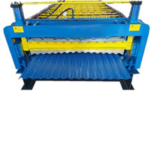 Double Layer Wall Panel Metal Making Machine