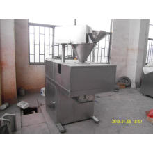 Ceramic sand/paper sludge compaction granulating machine