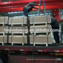 Hojas de cierre de aluminio 8011 H14 DC