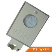 4W LED Integrated All in One Sensor Solar Garden Lamp