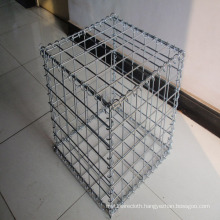 Supply Steel Gabion Basket / Welded Gabion Mesh