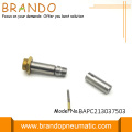 Brass Pentagon Seat 63g Solenoid Steel met rubberen band