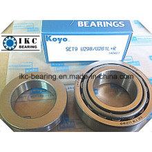 Koyo Timken U298/U261L+R, Set9, Set 9 Roulement de pièces automobiles pour Toyota, KIA, Hyundai, Nissan