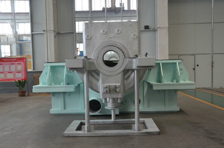 Extracting Condensing Steam Turbine (2)