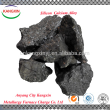 Calcium Silicon Alloy Product,Sica Alloy,Si36-63%,Ca10-35%