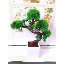 Artificial new design high emulation Guest-Greeting Pine potted Tree