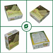 Коробки напечатанные таможней мороженое с gread еды бумаги