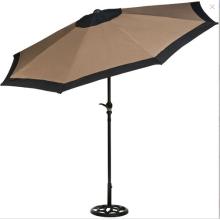 Sistema jardín Sun marca paraguas inclinación estilos