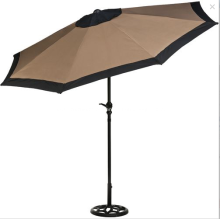 Sistema jardim sol marca guarda-chuva Tilt estilos