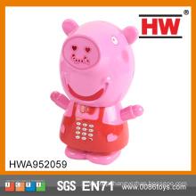 Hot vendendo plástico miúdos brinquedos projetor brinquedo musical