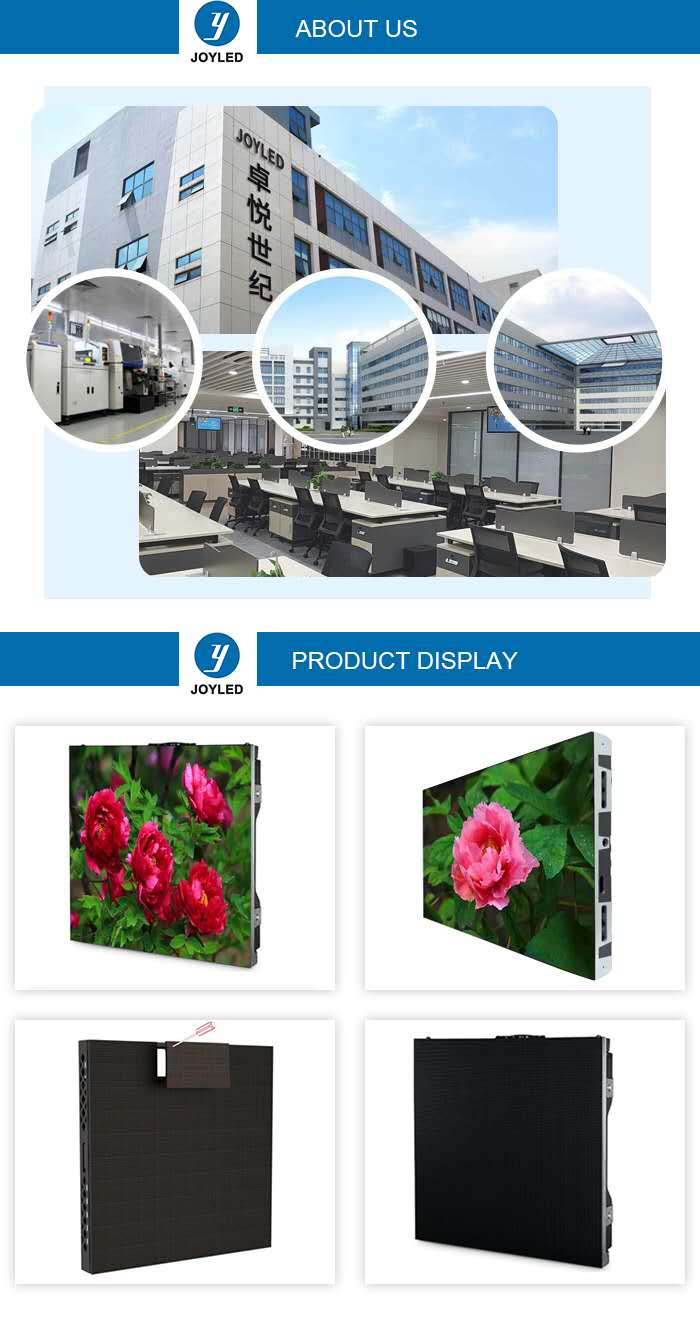 P3.91 Rental Led Display Cabinet Company
