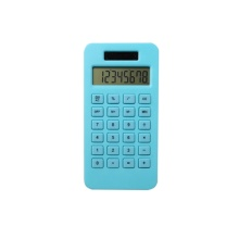10 chiffres Dual Power Basic Calculator