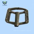 pieza de aluminio de alta calidad cnc