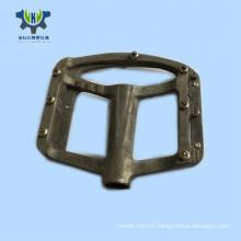 Service de fraisage CNC en acier inoxydable