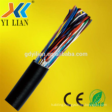 Multi core UTP cat5 30 pair cable 0.45mm OFC communication cable