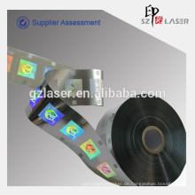 Custom 3d Hologramm Aufkleber mit 15 Jahren Qualität versichert