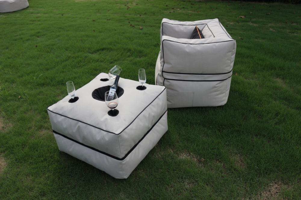 Popular square outdoor fabric drinking holder