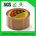 Colle thermofusible avec bande acrylique brun foncé
