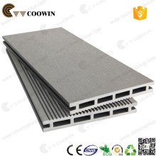 Concrete building decoration project outdoor wood composite decking