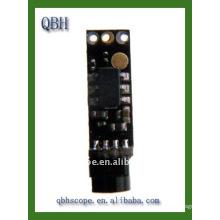 OV6920 CMOS camera, mini módulo de endoscópio de câmera, 3.4mm c