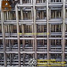 Acoplamiento de alambre soldado de acero inoxidable para jaula de conejo