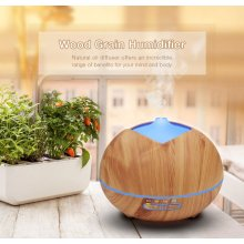 400ml Ultrasonic Top Rated Essential Oil Diffusers