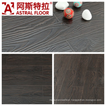 Jiangsu Changzhou (V-groove&U-groove) Registered Embossed Surface Laminate Flooring (AT003)