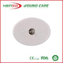 Electrodo médico de ECG desechable de HENSO