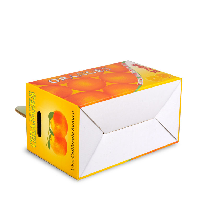 Full Printing Fruit Carton Box