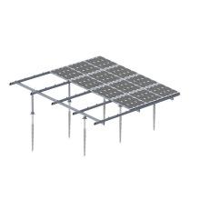 Vis de terre pour la structure solaire de montage au sol