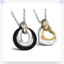 Fashion Necklace Stainless Steel Jewelry Pendant (HR3049)